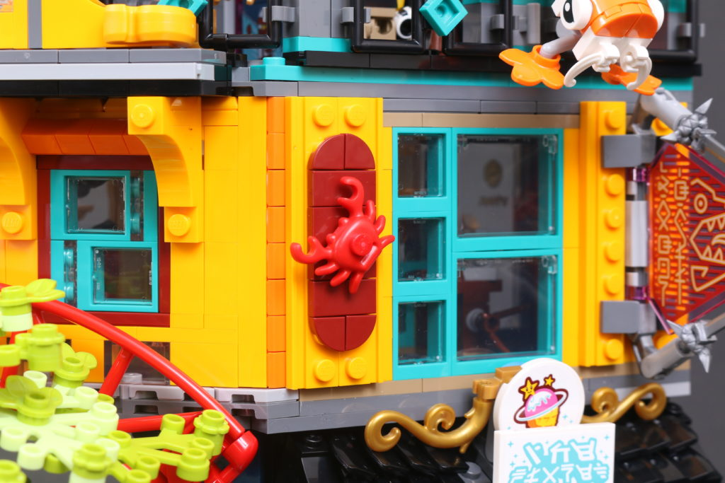 LEGO NINJAGO 71741 NINJAGO City Gardens Review 38