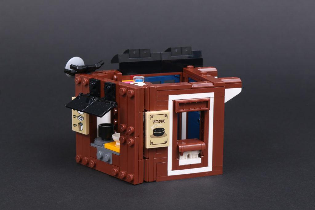 LEGO NINJAGO 71741 NINJAGO City Gardens review 50
