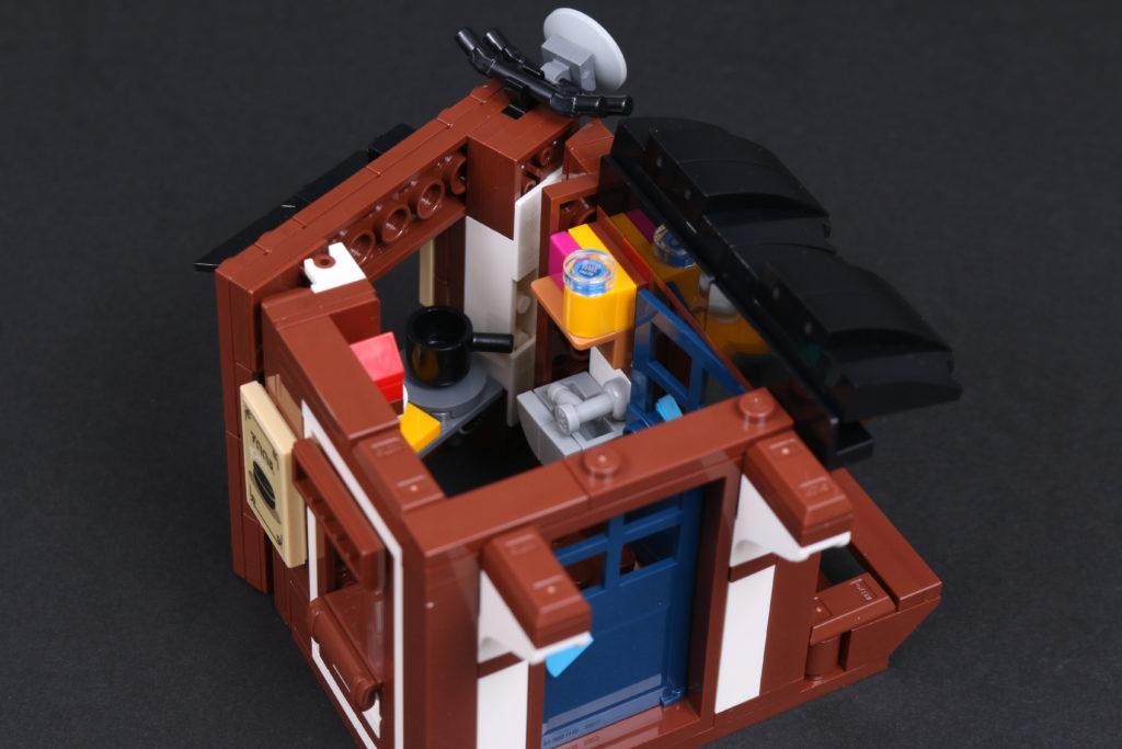 LEGO NINJAGO 71741 NINJAGO City Gardens review 51