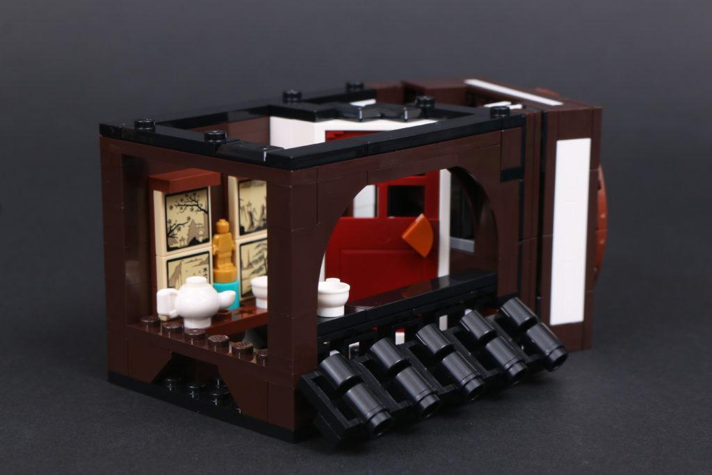 LEGO NINJAGO 71741 NINJAGO City Gardens review 54
