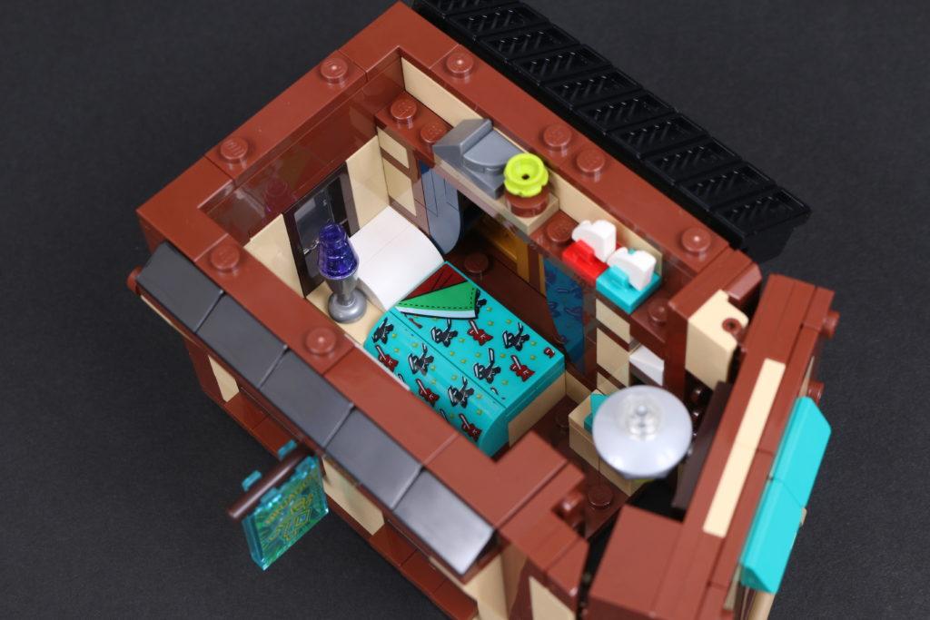 LEGO NINJAGO 71741 NINJAGO City Gardens review 57