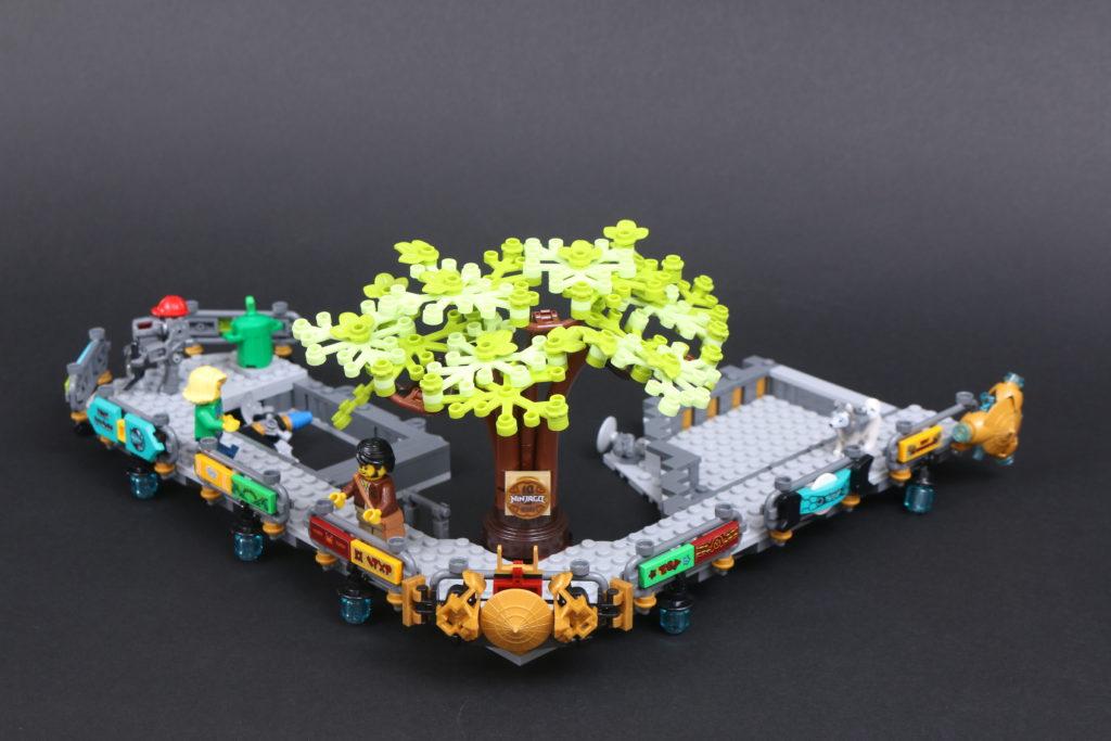 LEGO NINJAGO 71741 NINJAGO City Gardens review 60