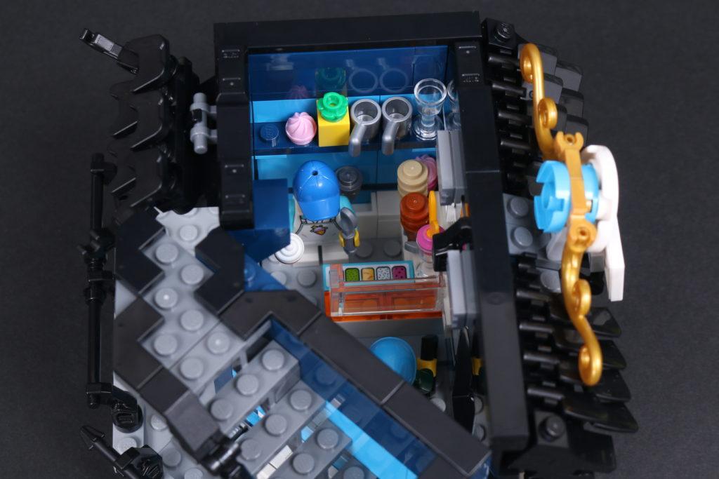 LEGO NINJAGO 71741 NINJAGO City Gardens review 65