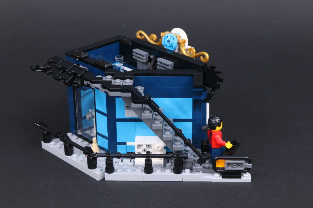 LEGO NINJAGO 71741 NINJAGO City Gardens review 66