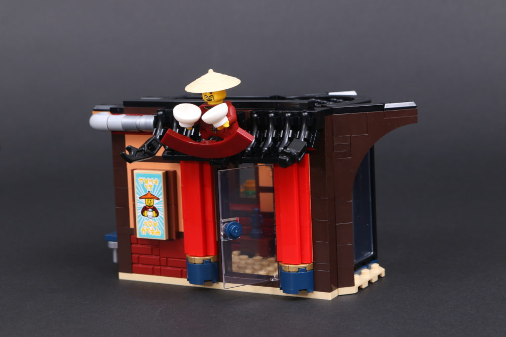 LEGO NINJAGO 71741 NINJAGO City Gardens Review 67