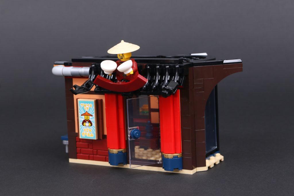 LEGO NINJAGO 71741 NINJAGO City Gardens review 67