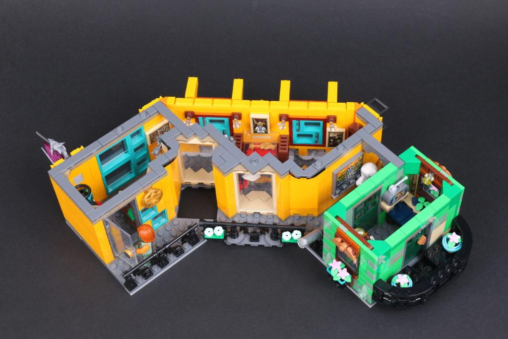 LEGO NINJAGO 71741 NINJAGO City Gardens review 72