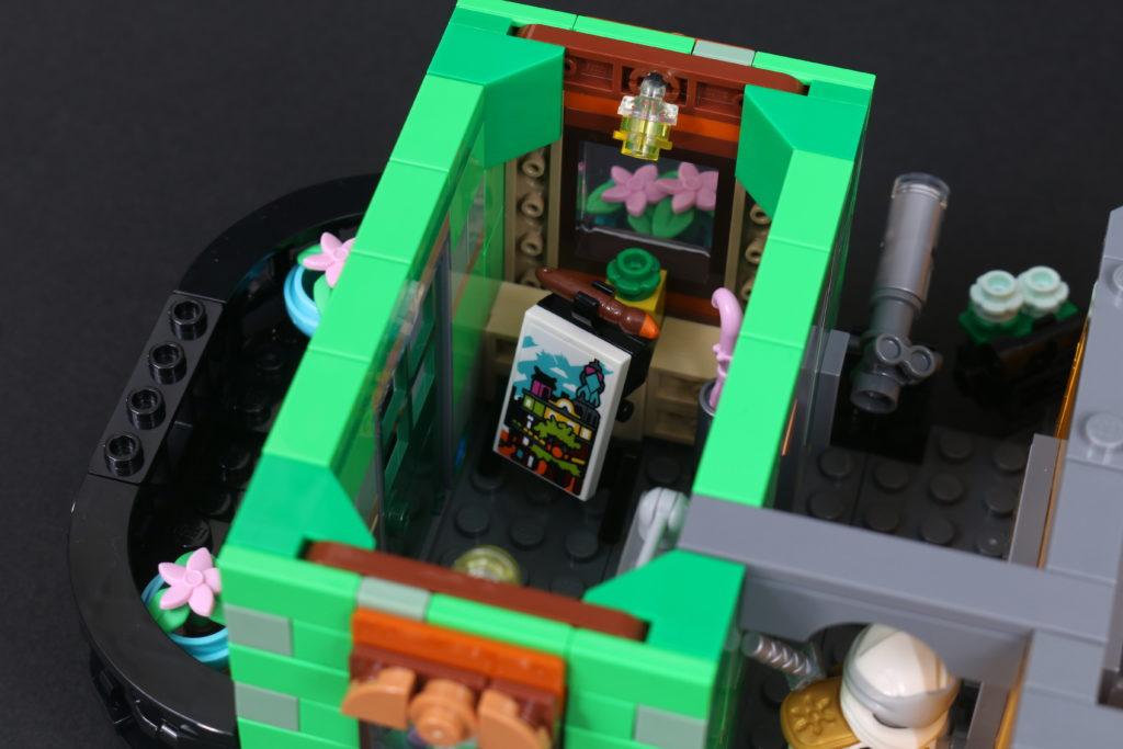 LEGO NINJAGO 71741 NINJAGO City Gardens review 73