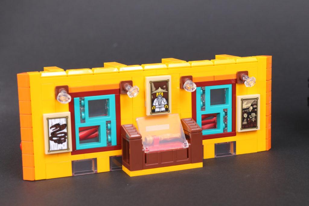 LEGO NINJAGO 71741 NINJAGO City Gardens review 77
