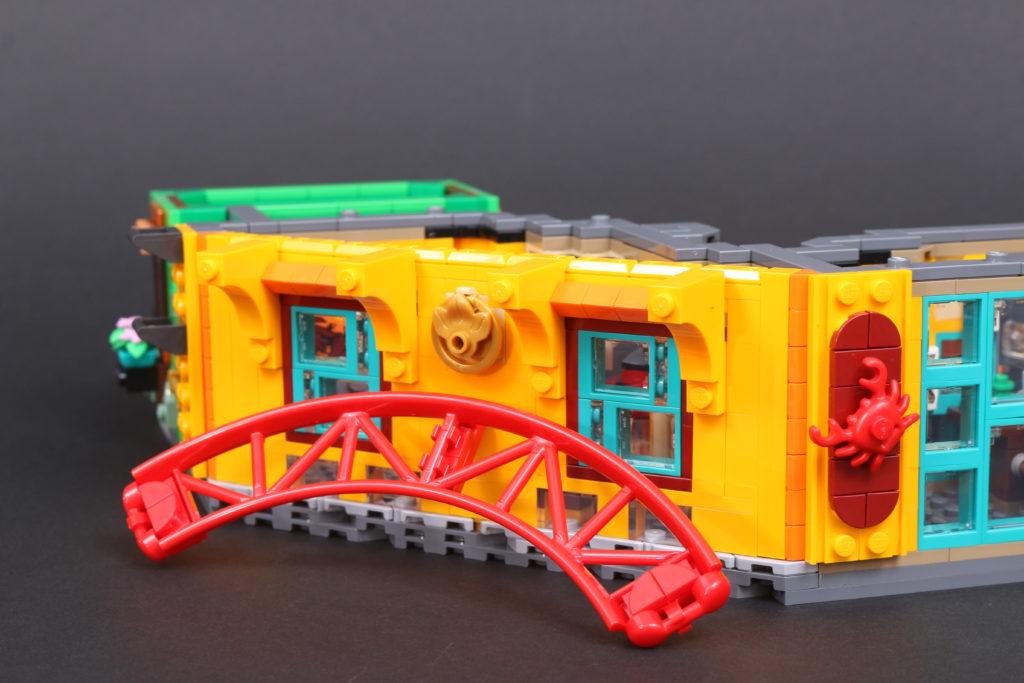 LEGO NINJAGO 71741 NINJAGO City Gardens review 78