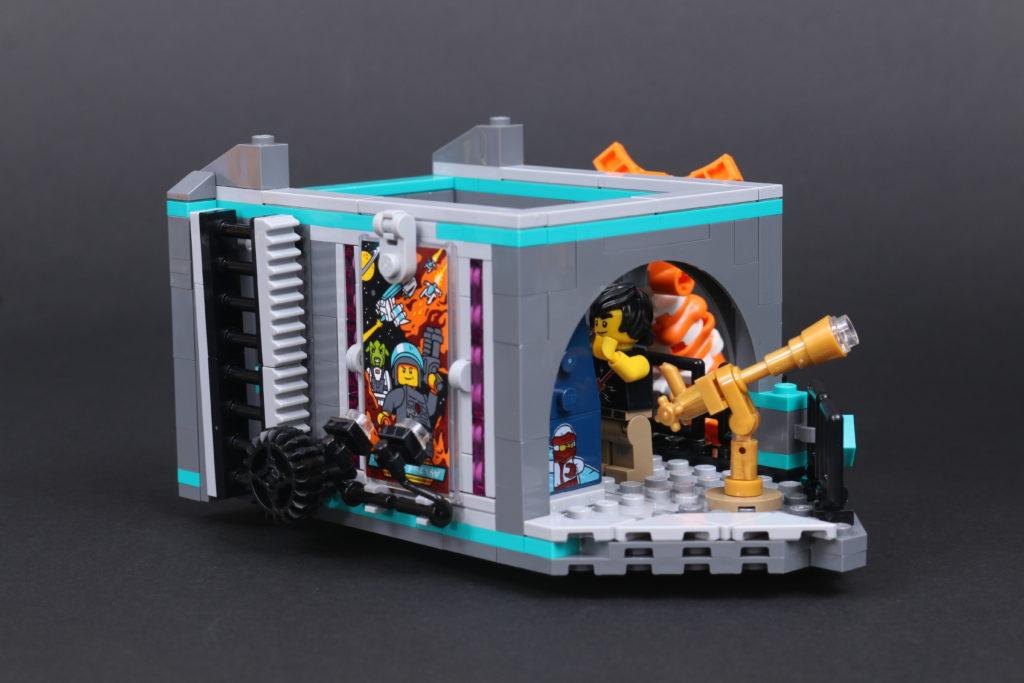LEGO NINJAGO 71741 NINJAGO City Gardens review 86