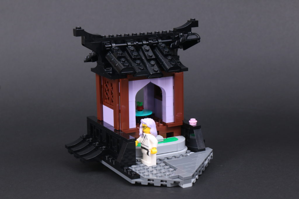 LEGO NINJAGO 71741 NINJAGO City Gardens Review 88