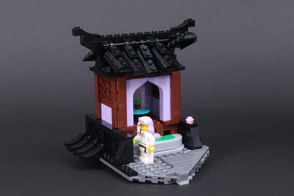 LEGO NINJAGO 71741 NINJAGO City Gardens review 88