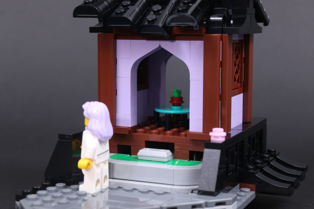 LEGO NINJAGO 71741 NINJAGO City Gardens review 90