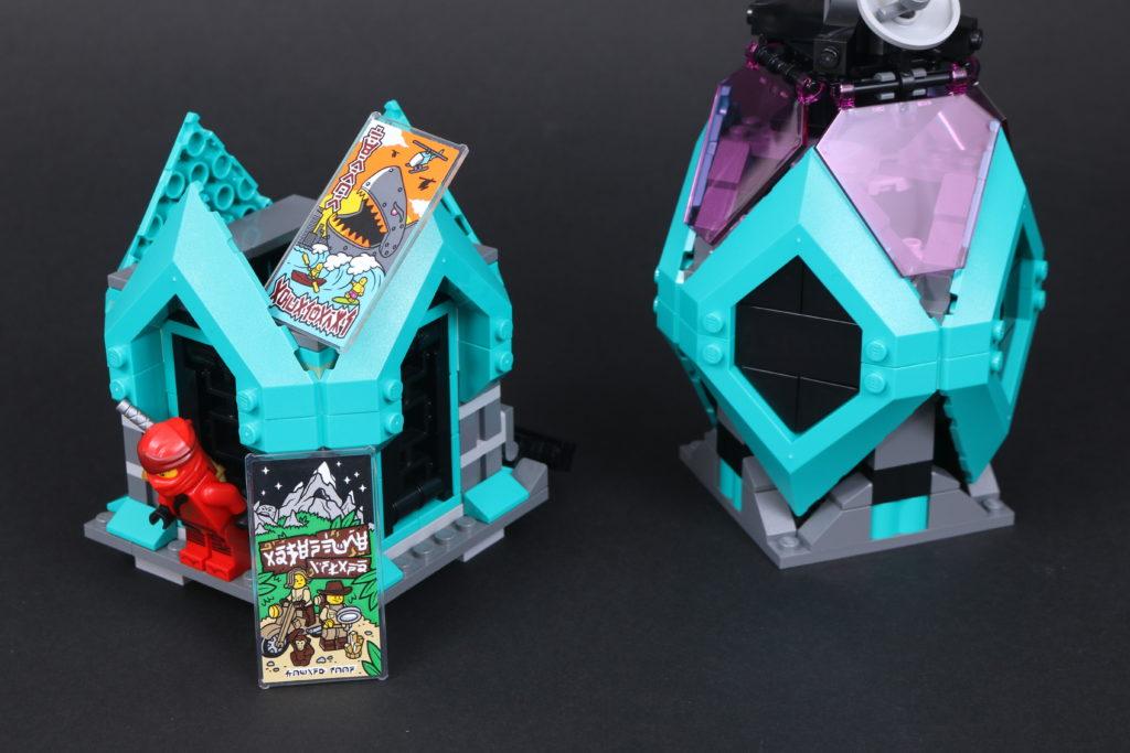 LEGO NINJAGO 71741 NINJAGO City Gardens review 99