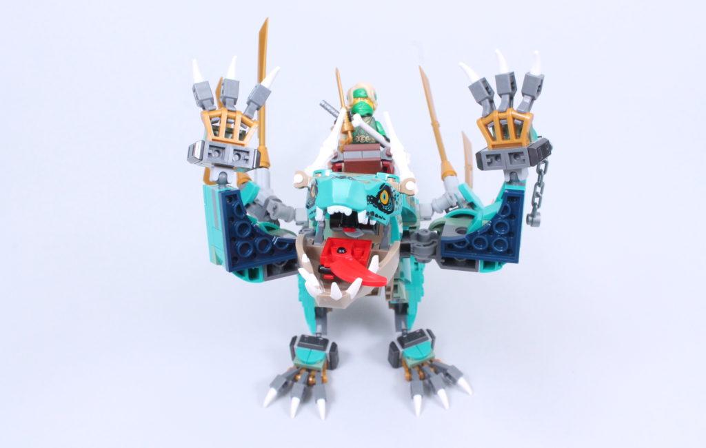 LEGO NINJAGO 71746 Jungle Dragon Review 10