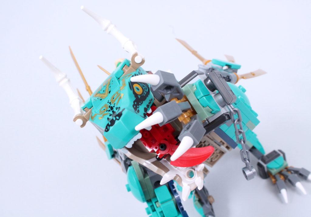LEGO NINJAGO 71746 Jungle Dragon Review 13