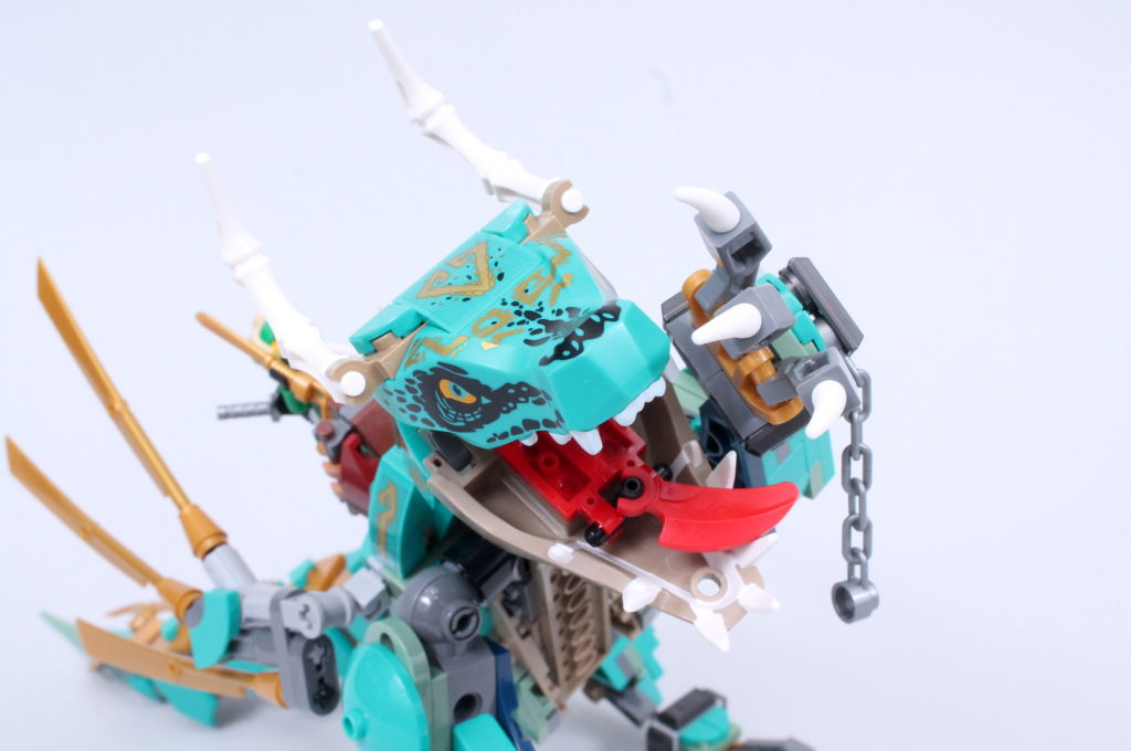 LEGO NINJAGO 71746 Jungle Dragon Review 14