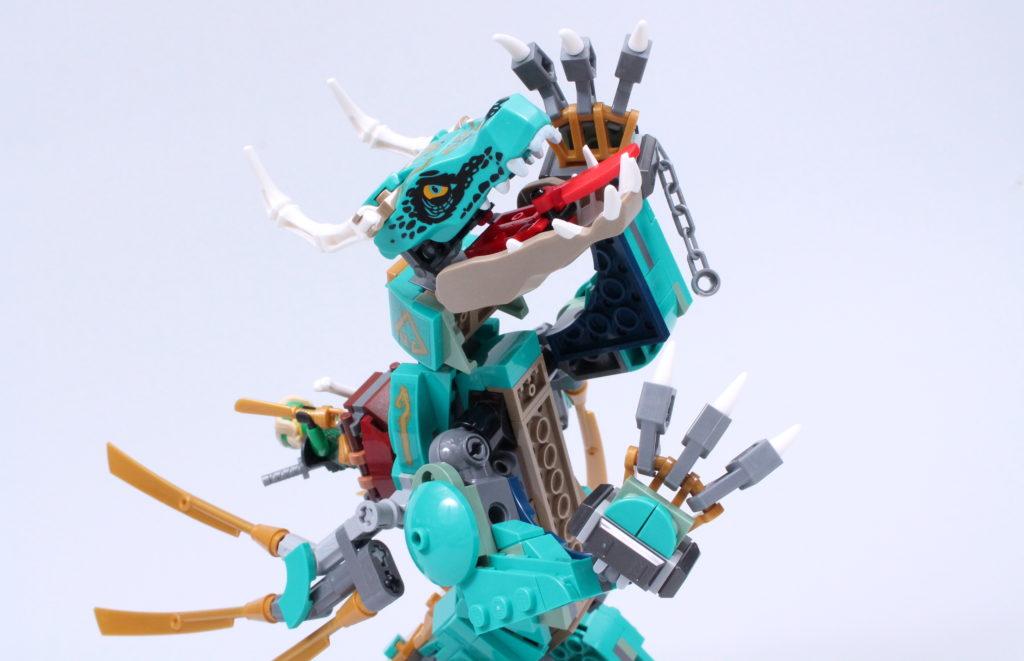 LEGO NINJAGO 71746 Jungle Dragon Review 15