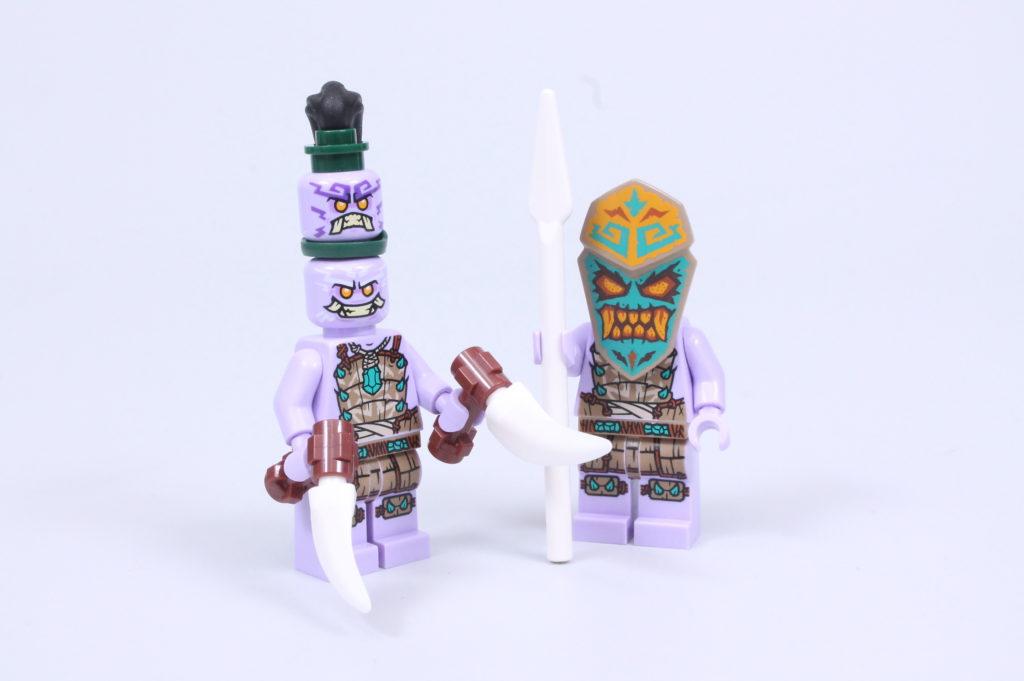 LEGO NINJAGO 71746 Jungle Dragon Review 20