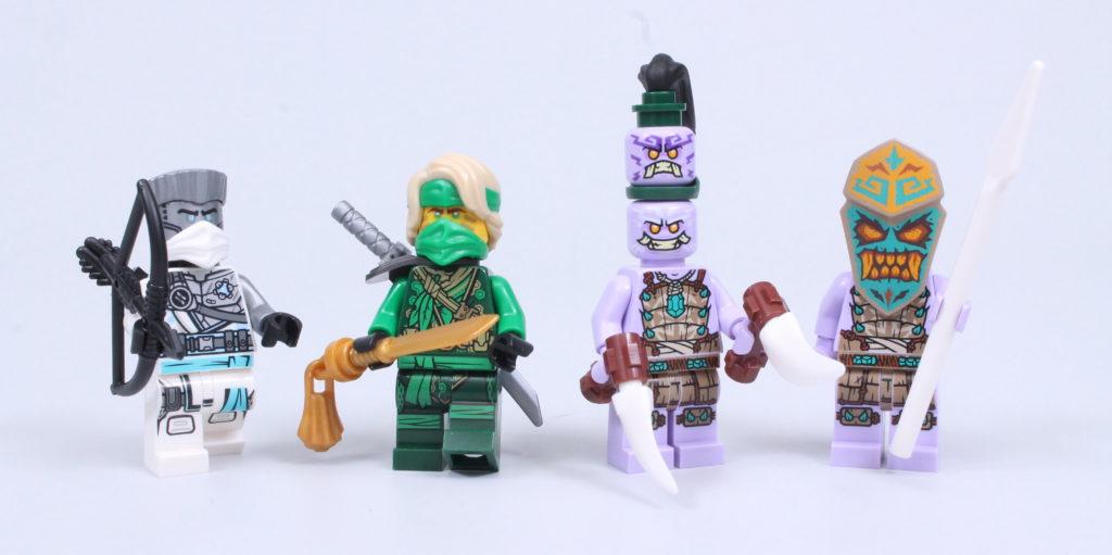 LEGO NINJAGO 71746 Jungle Dragon Review 24