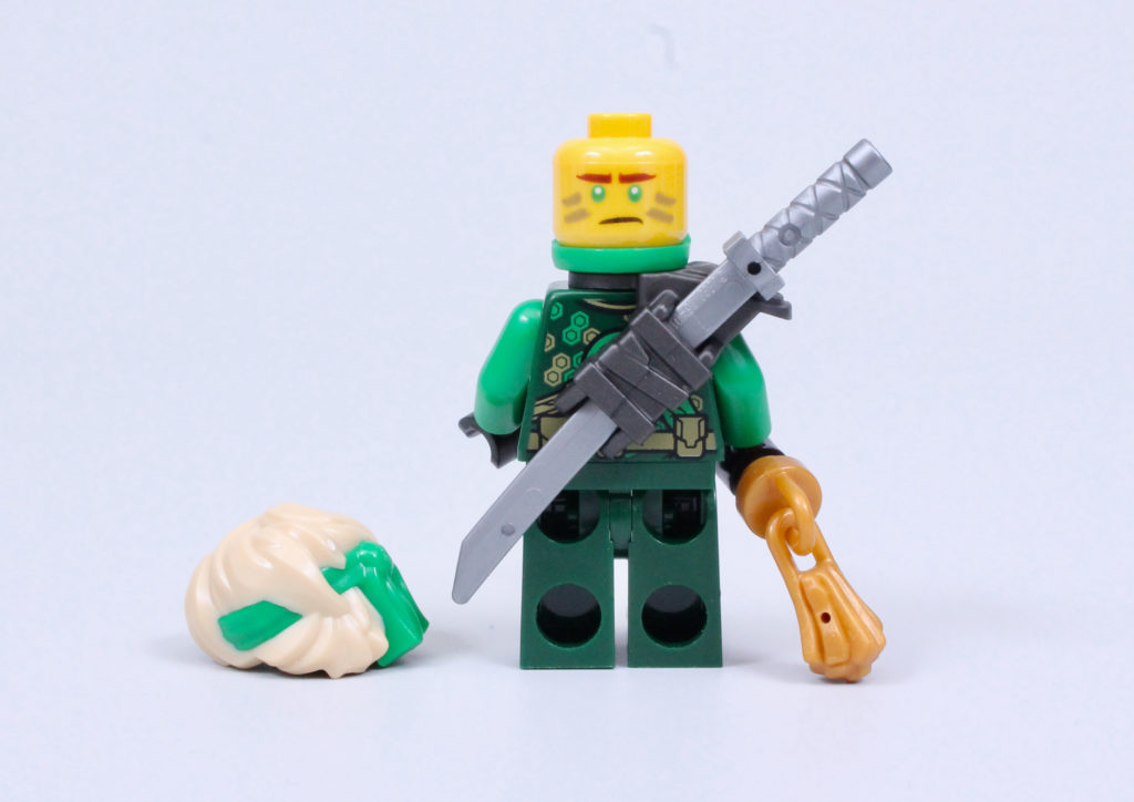 LEGO NINJAGO 71746 Jungle Dragon Review 25
