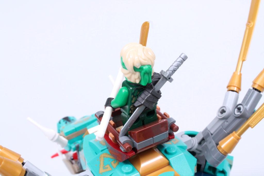 LEGO NINJAGO 71746 Jungle Dragon Review 5