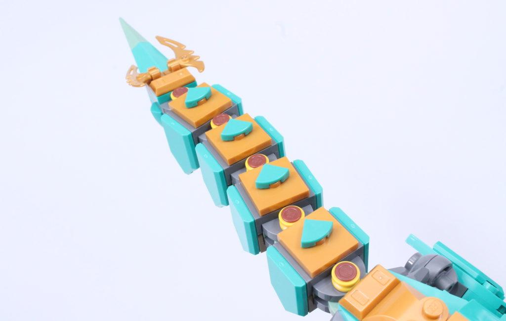 LEGO NINJAGO 71746 Jungle Dragon Review 7