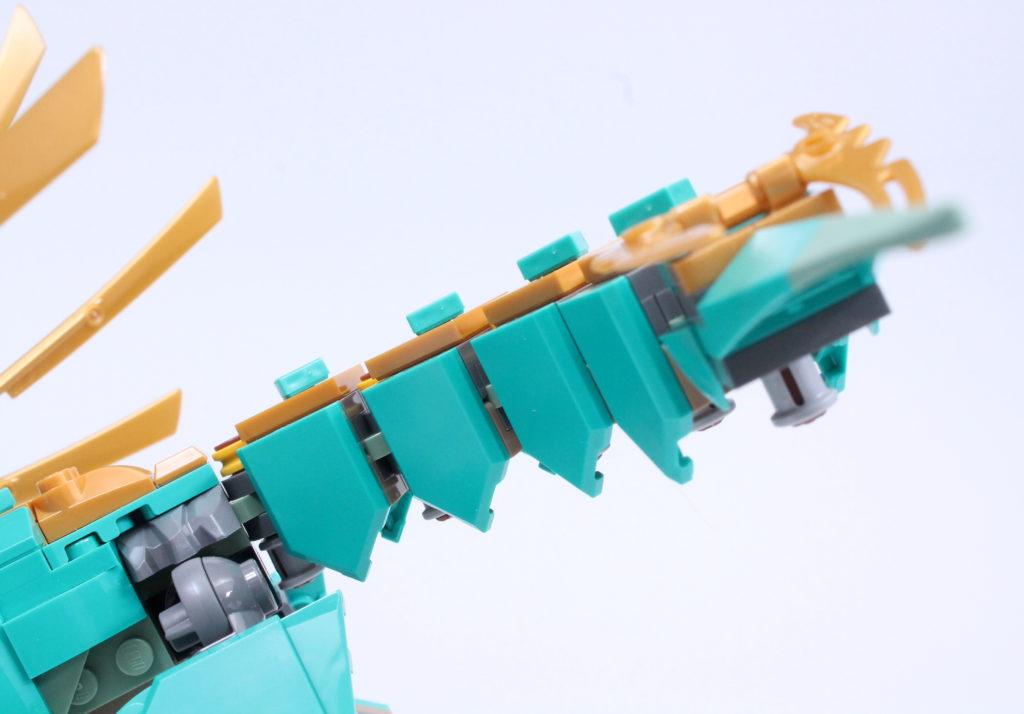 LEGO NINJAGO 71746 Jungle Dragon Review 8