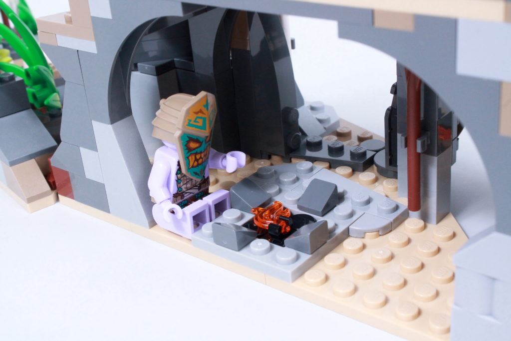 LEGO NINJAGO 71747 The Keepers Village Review 10