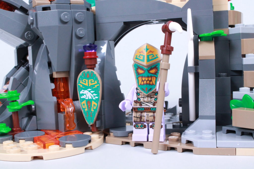 LEGO NINJAGO 71747 The Keepers Village Review 12