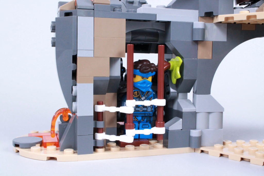 LEGO NINJAGO 71747 The Keepers Village Review 15