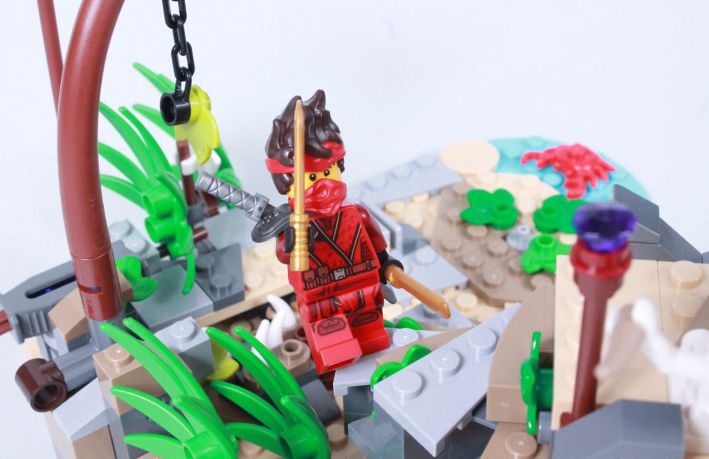 LEGO NINJAGO 71747 The Keepers Village Review 16