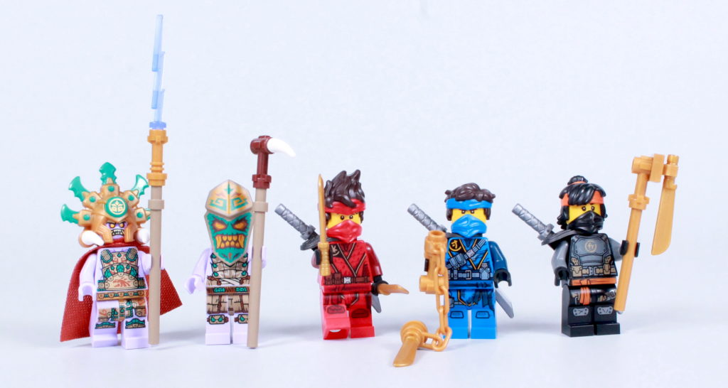 LEGO NINJAGO 71747 The Keepers Village Review 19