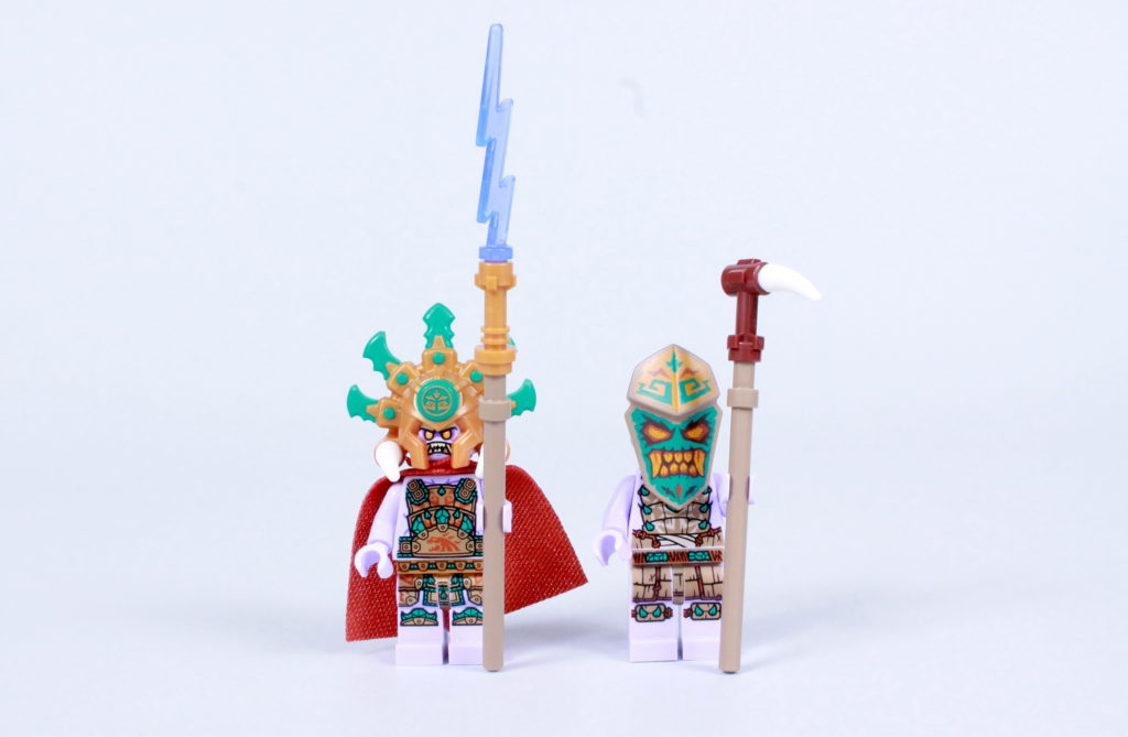 LEGO NINJAGO 71747 The Keepers Village Review 20
