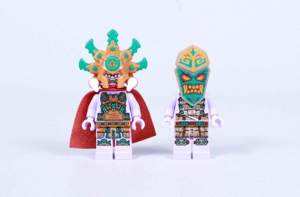 LEGO NINJAGO 71747 The Keepers Village Review 21