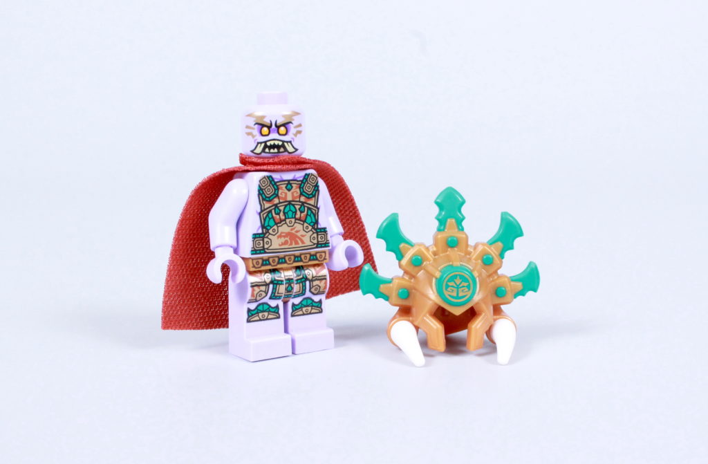 LEGO NINJAGO 71747 The Keepers Village Review 22