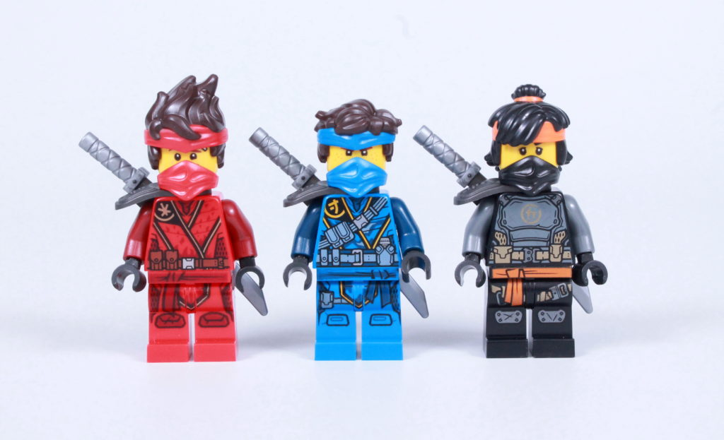 LEGO NINJAGO 71747 The Keepers Village Review 24