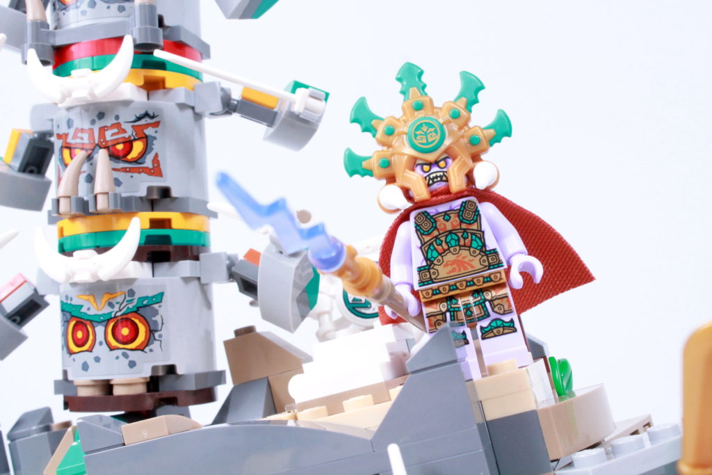 LEGO NINJAGO 71747 The Keepers Village Review 29