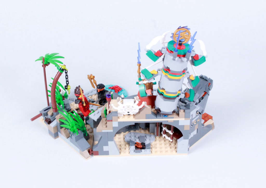 LEGO NINJAGO 71747 The Keepers Village Review 4