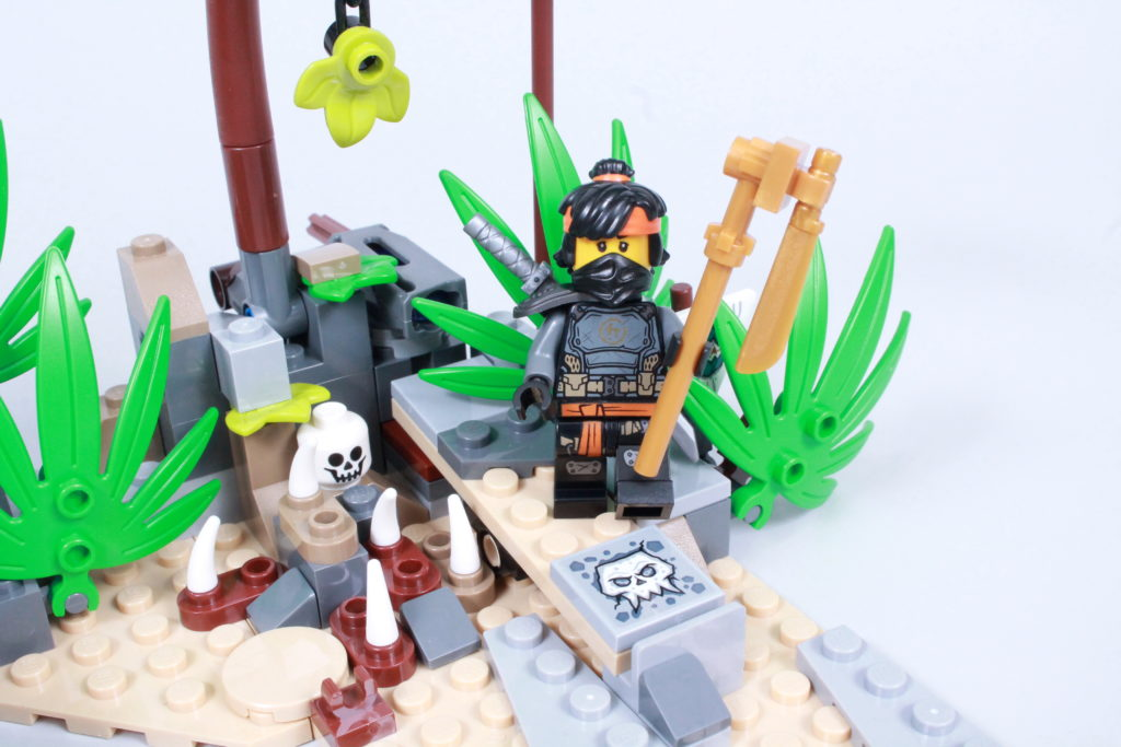 LEGO NINJAGO 71747 The Keepers Village Review 5