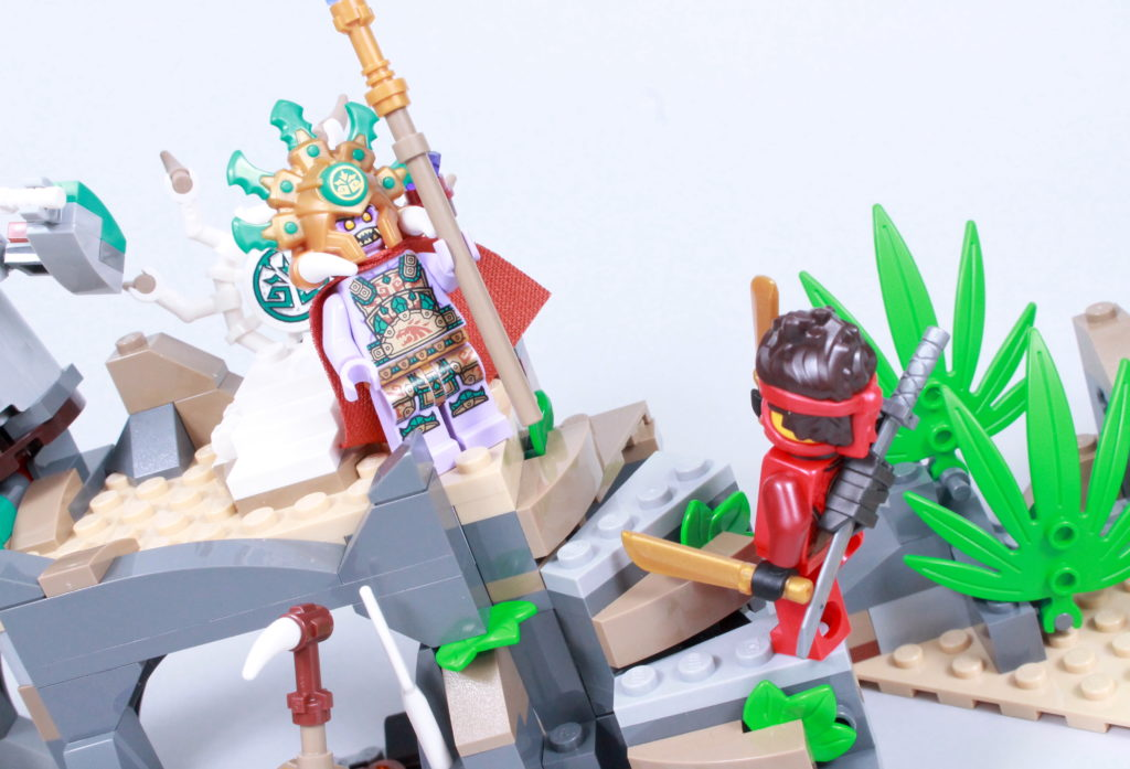 LEGO NINJAGO 71747 The Keepers Village Review 6