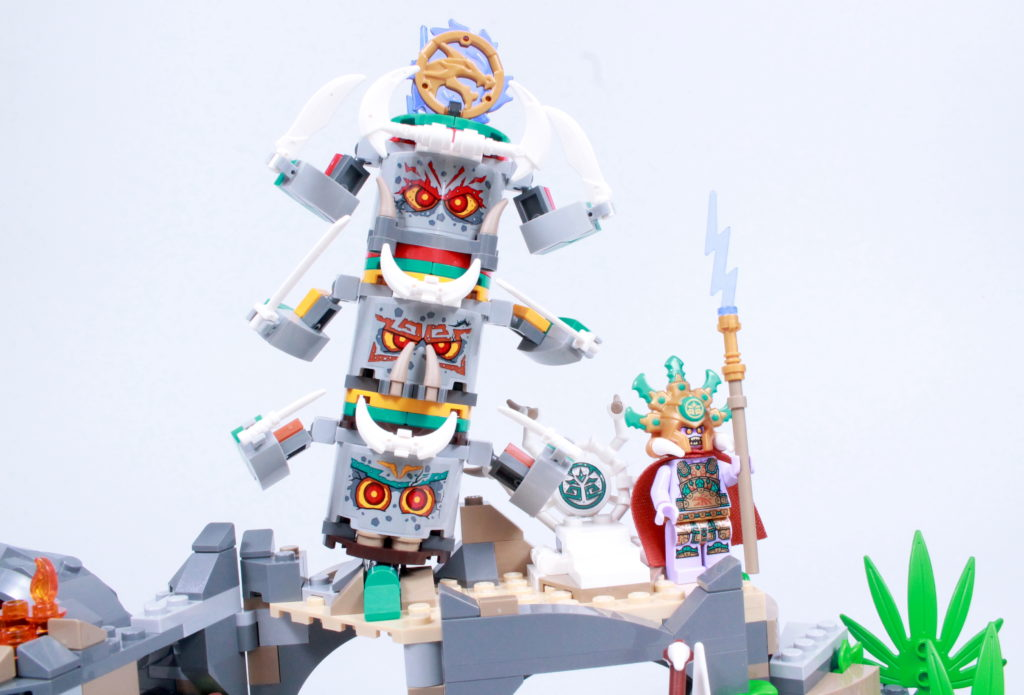 LEGO NINJAGO 71747 The Keepers Village Review 7
