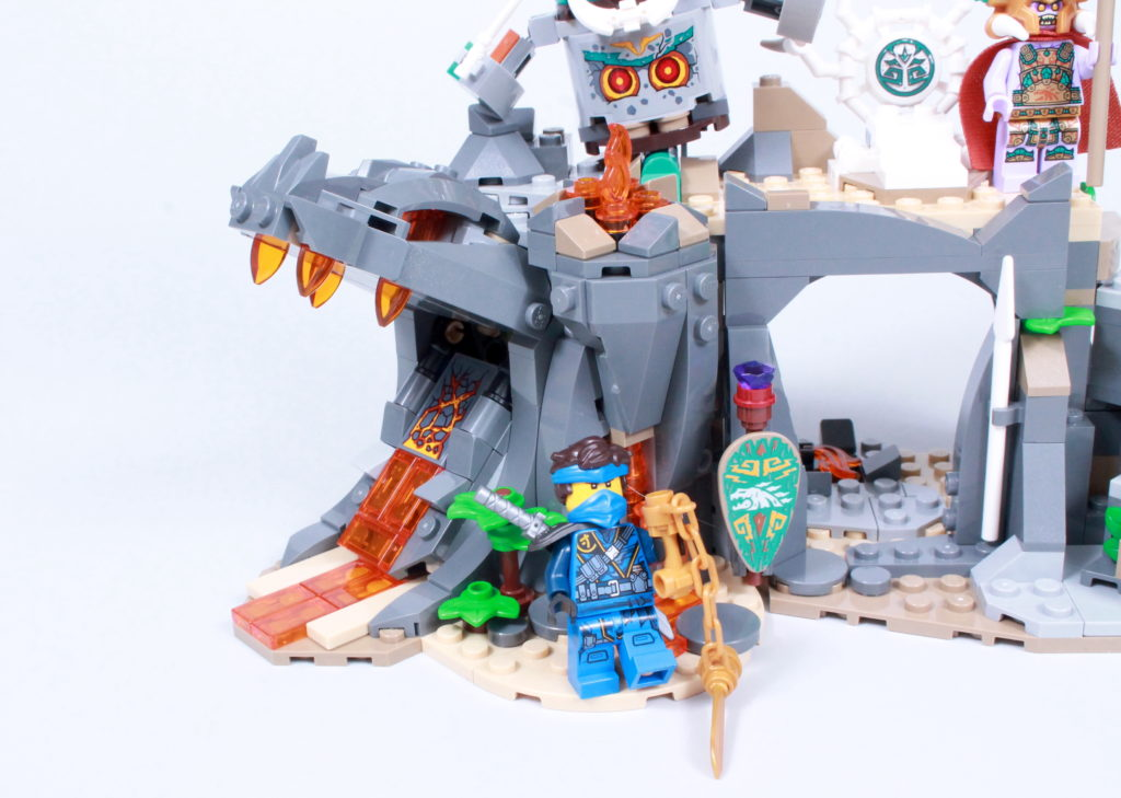 LEGO NINJAGO 71747 The Keepers Village Review 8
