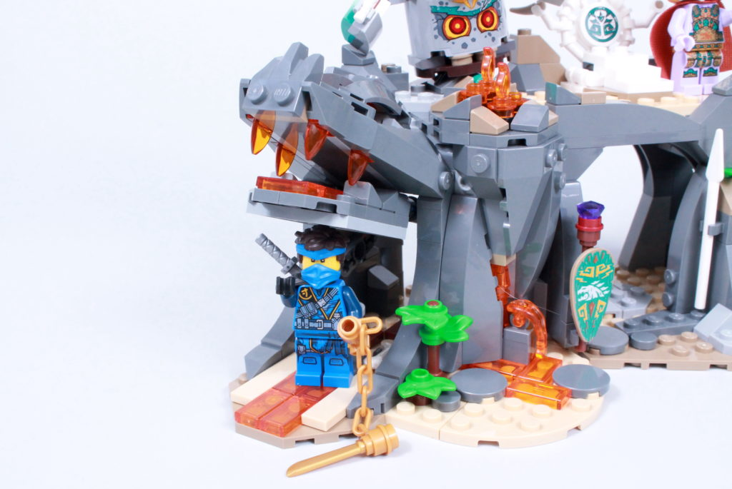 LEGO NINJAGO 71747 The Keepers Village Review 9
