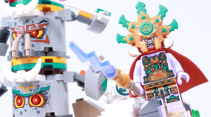 LEGO NINJAGO 71747 The Keepers Village Review Featured