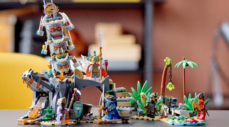 Lego Ninjago 71747 လူနေမှုပုံစံစတဲ့ Featured