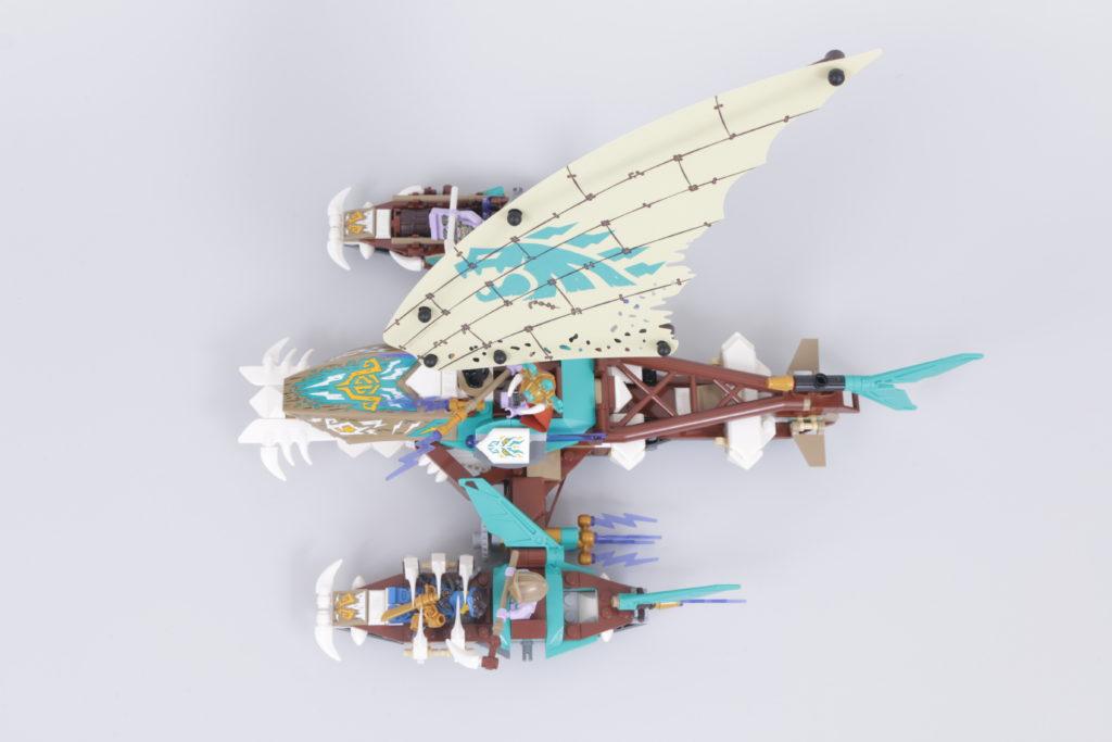 LEGO NINJAGO 71748 Catamaran Sea Battle Review 12