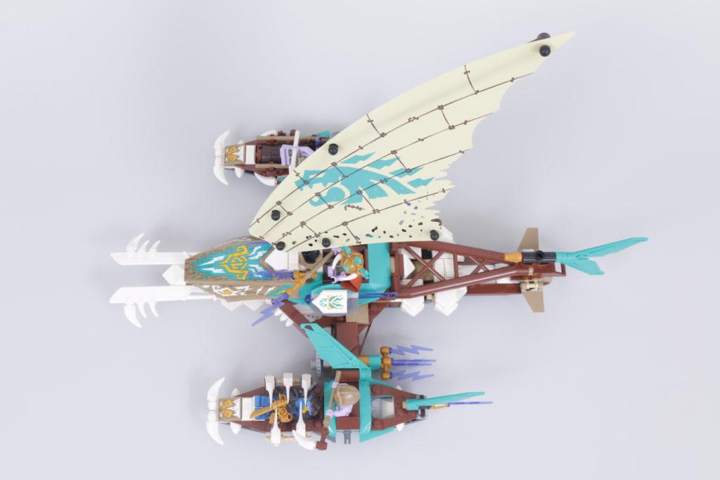LEGO NINJAGO 71748 Catamaran Sea Battle Review 13