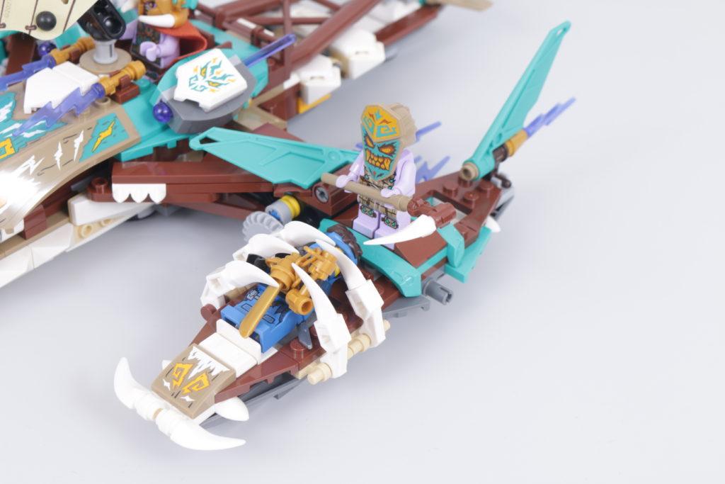 LEGO NINJAGO 71748 Catamaran Sea Battle Review 17